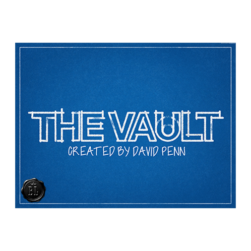 The Vault (CLEAR VERSION) By David Penn