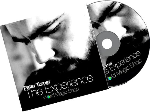 Peter Turner - Live Lecture - The Experience