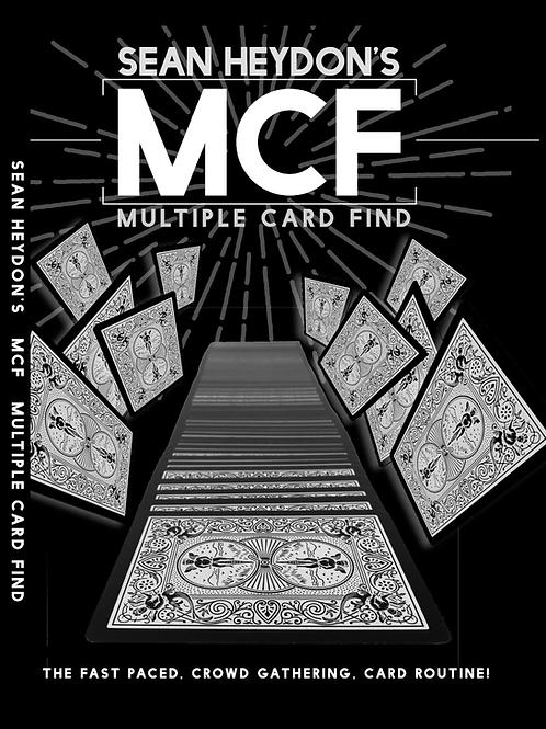 Multiple Card Find by Sean Heydon