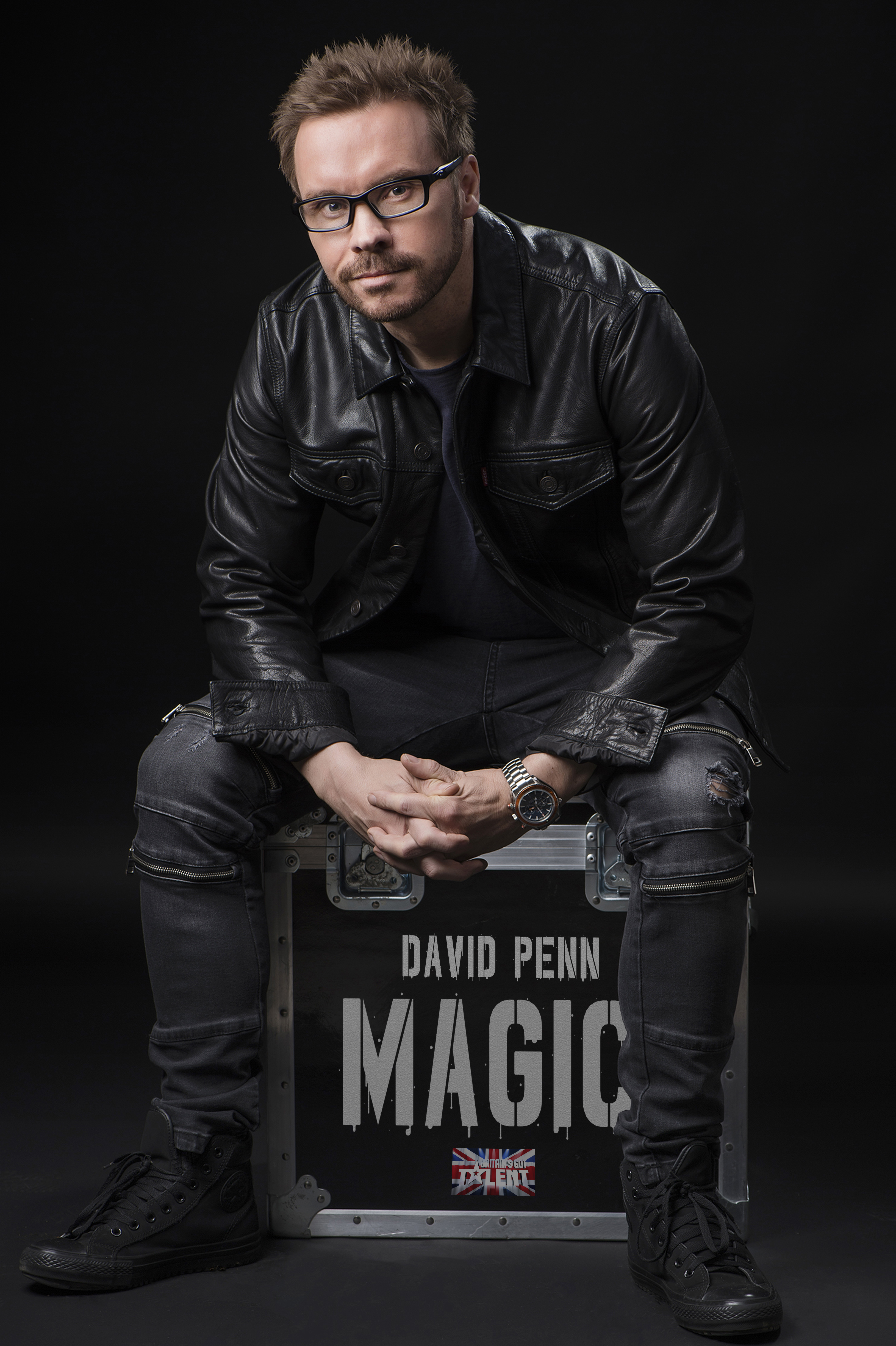 David Penn- Britains Got Talent Illusionist