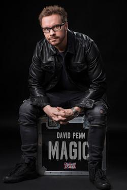 David Penn- Britains Got Talent Illusionist
