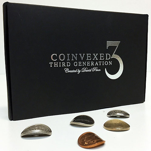 Coinvexed 3rd Generation by David Penn