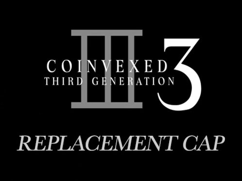 COINVEXED 3rd GENERATION - REPLACEMENT CAP