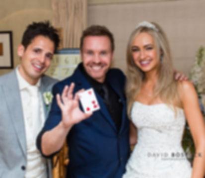 Wedding Magician Nottingham