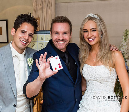 Wedding Magician Nottingham