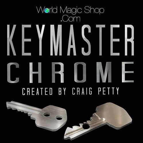 Keymaster Chrome by Craig Petty
