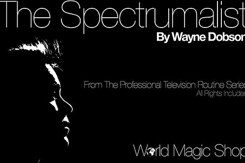 THE SPECTRUMALIST by Wayne Dobson