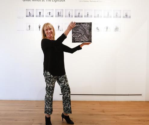 Julie Hoyle by Anne Purkiss.JPG