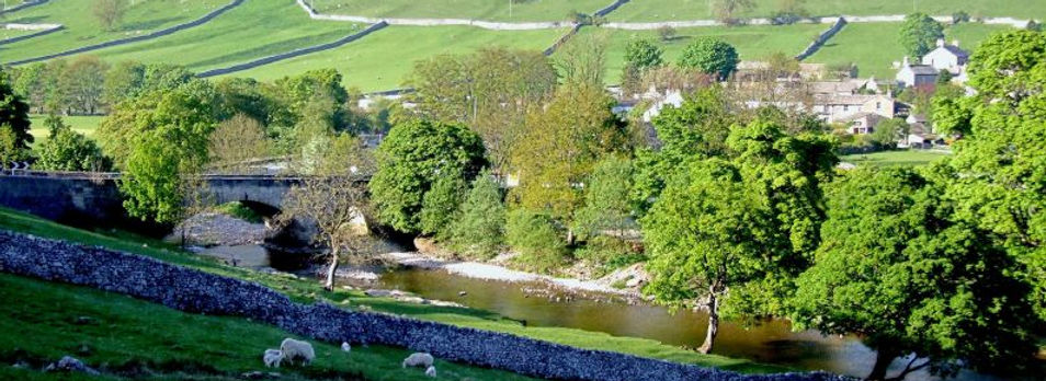 Stunning country side in Kettlewell