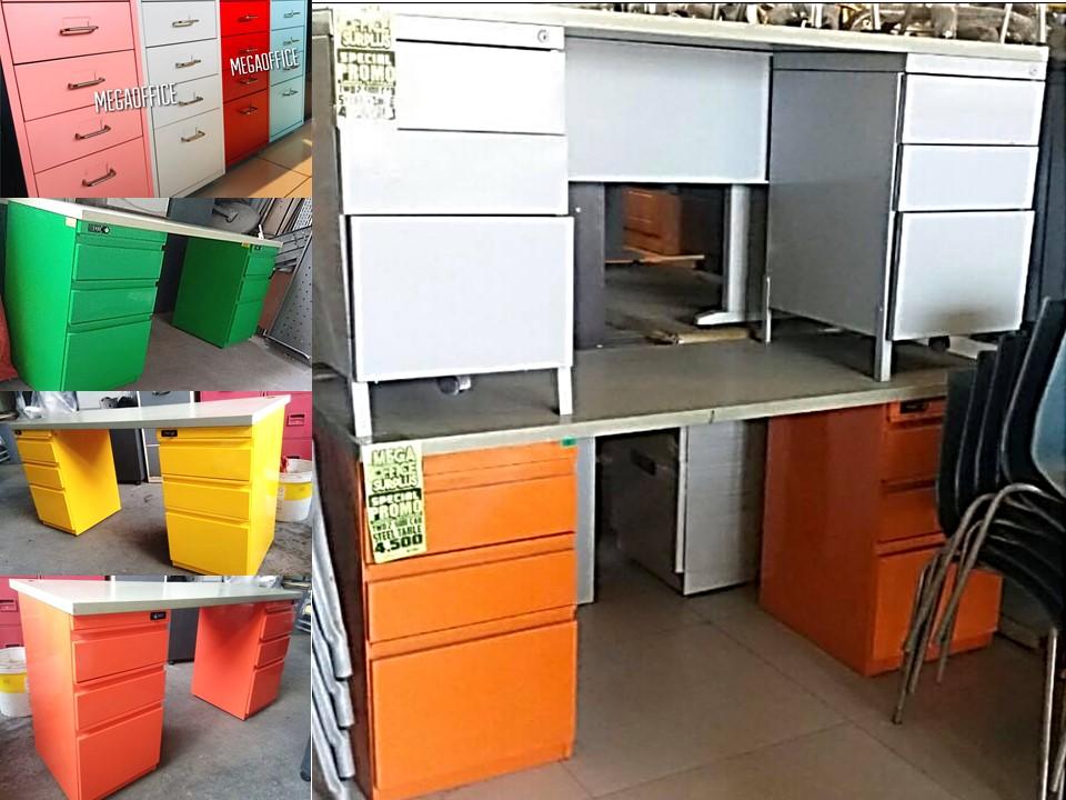 Steel Office Desk megaoffice Surplus