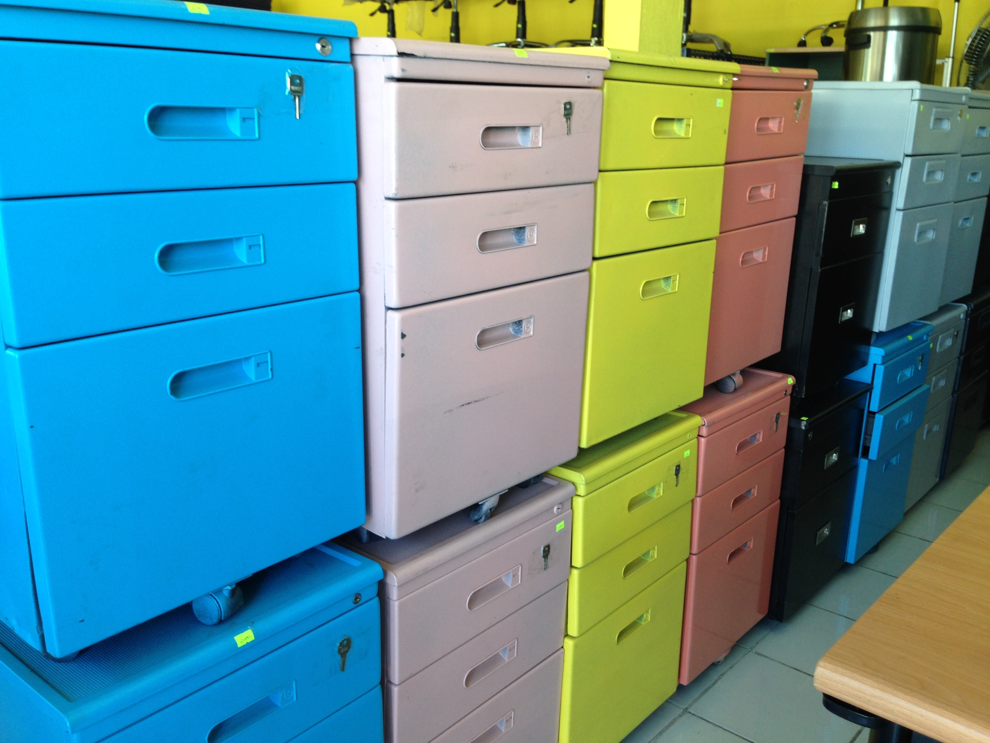 Used Mobile Cabinet Megaoffice Surpl