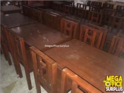 Wood Restaurant Chair Supplier