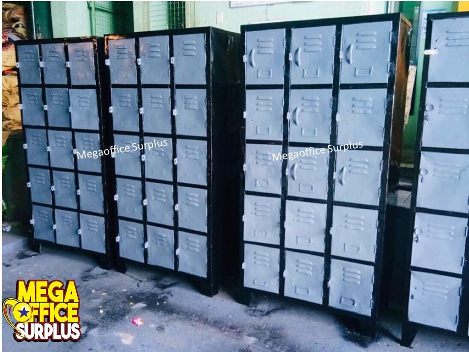Refurbish Locker Megaoffice Surplus