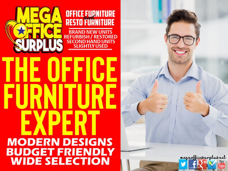Bargain Office Chairs and Tables at Megaoffice Surplus