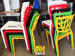 Cofta Uratex Plastic Chair Megaoffice