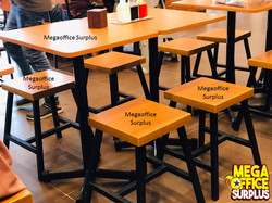 Restaurant Mang Inasal Furniture Supplier Megaoffice