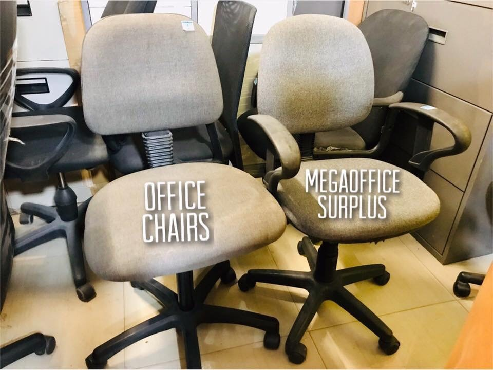Megaoffice Surplus Chairs Used