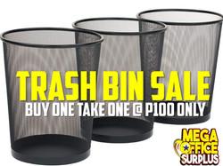 Trash Bin Buy 1 Take 1