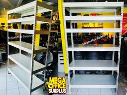 Importer of Metal Racking Shelf Mani