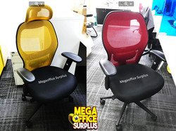 Ergo manager Chairs Surplus Second hand Megaoffice