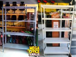 Steel Racking Shelf Solidsteel