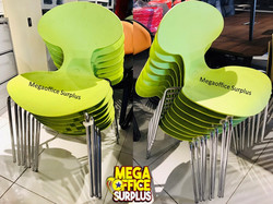 Pearl Milk tea Furniture Chairs