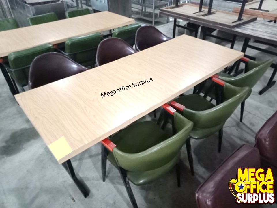 Resto Bar Furniture Surplus Used