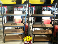 Direct Importer Steel Shelf