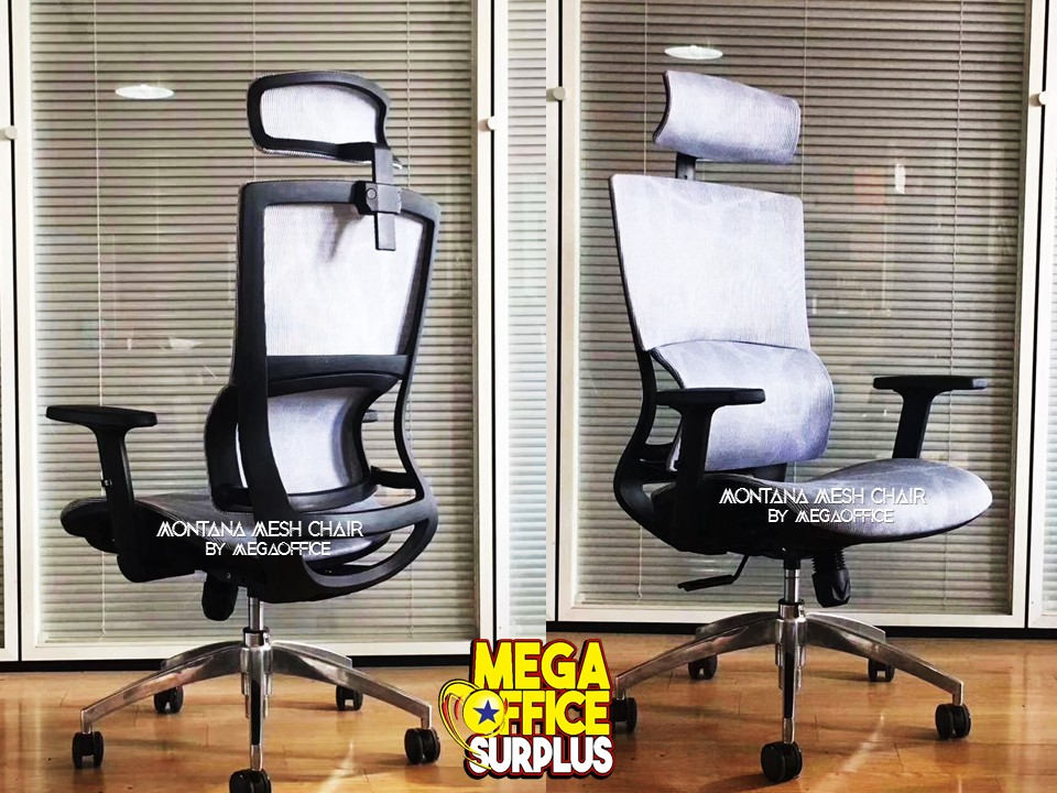 Secretlab Chair megaoffice Montana Mesh Chair