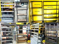 Steel Racking Shelf Megaoffice