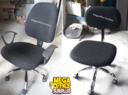 Office Chairs Crome Modern