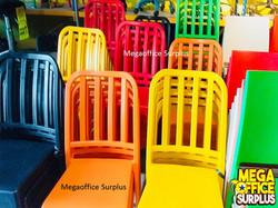Plastic Chair Restaurant Megaoffice Surp
