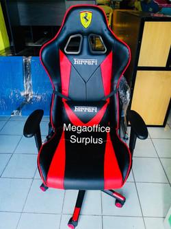 Ferrari Gaming Chair Megaoffice