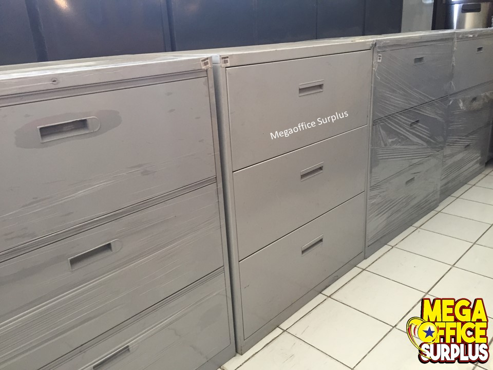 Steel Filing Cabinet Megaoffice Lateral