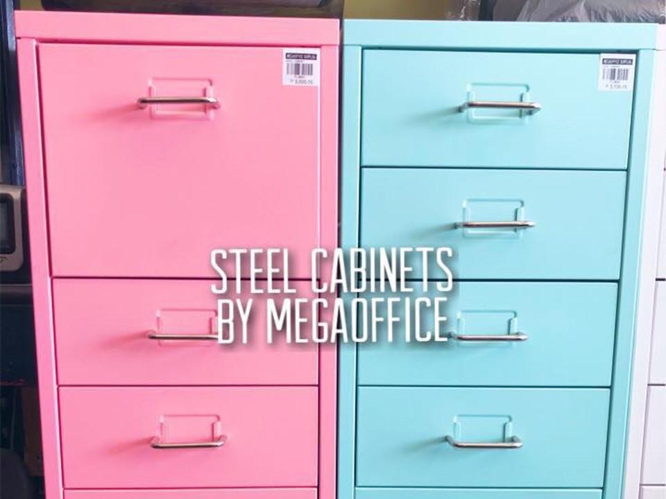 Colorful Steel File Cabinet Megaoffice Manila