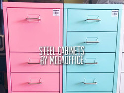 Colorful Steel File Cabinet Megaoffice Manila