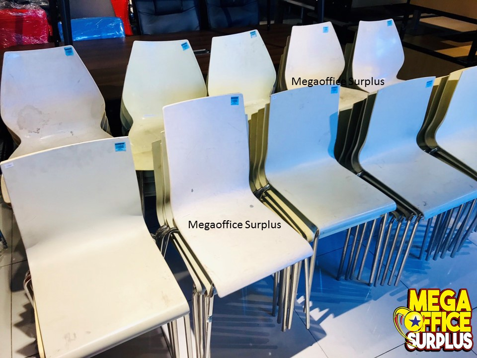 Mcdo Chowking Chairs Megaoffice used sec