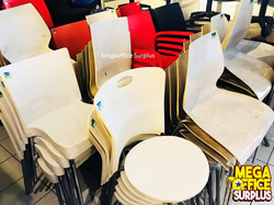 Fast Food Resto Chairs Furniture