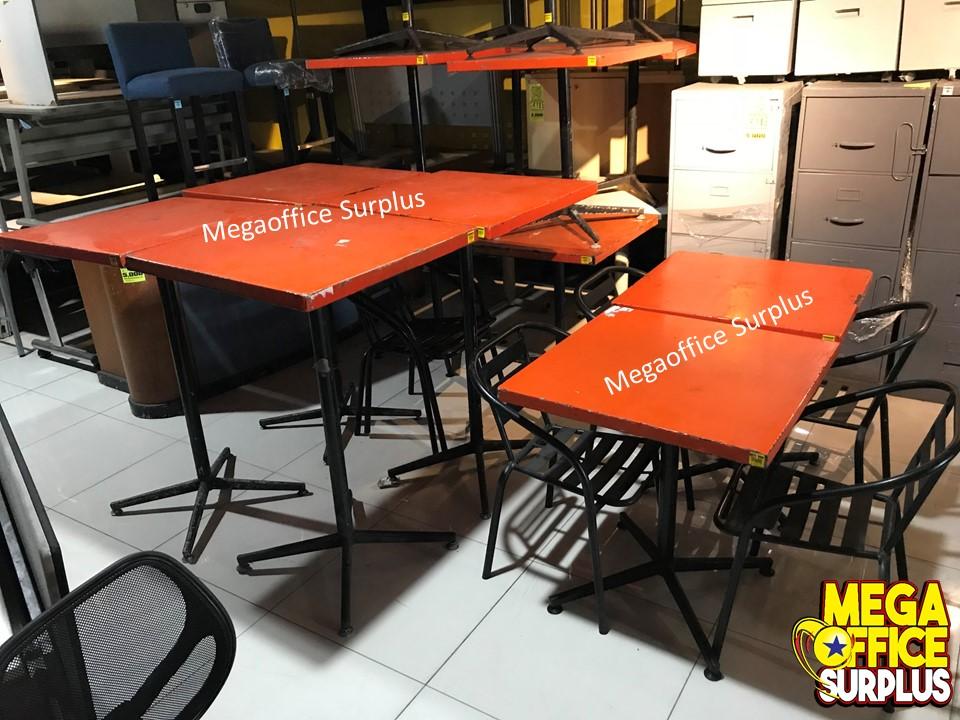 Bar Table Resto Megaoffice