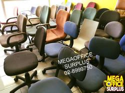 Surplus Office Swivel Chairs Megaoff