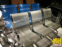 Metal Gang Chair Megaoffice