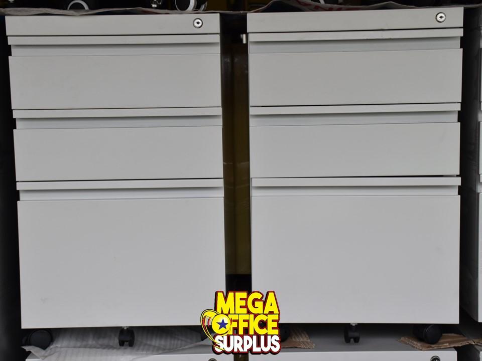 Steel Mobile Pedestal Cabinet
