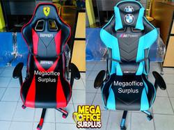 Ergodynamic Gamers Chair Megaoffice