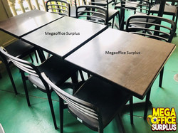 Resto bar Chairs Tables Megaoffice