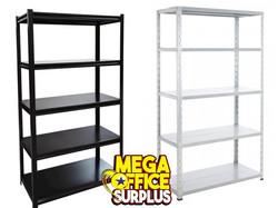 Steel Racking Shelf Open Megaoffice