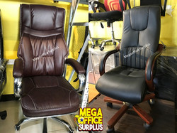 Leather Office Manager Chairs Megaoffice