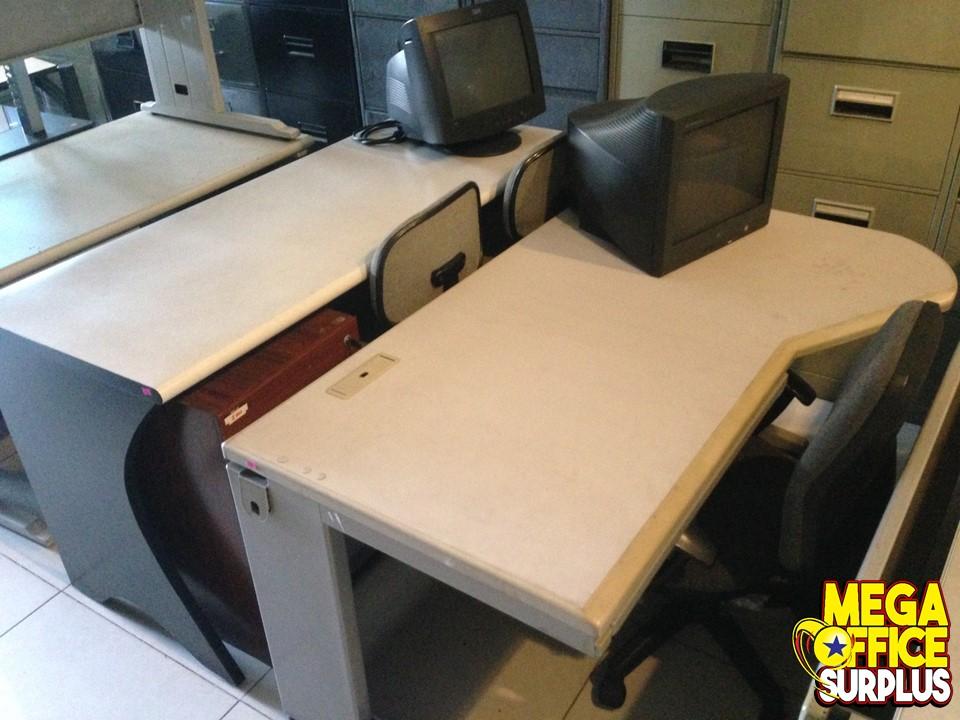 Megaoffice Surplus Office Desk