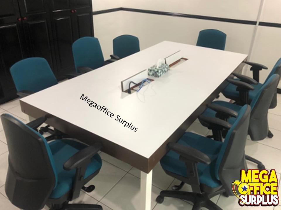 Board Meeting Table Megaoffice Surplus
