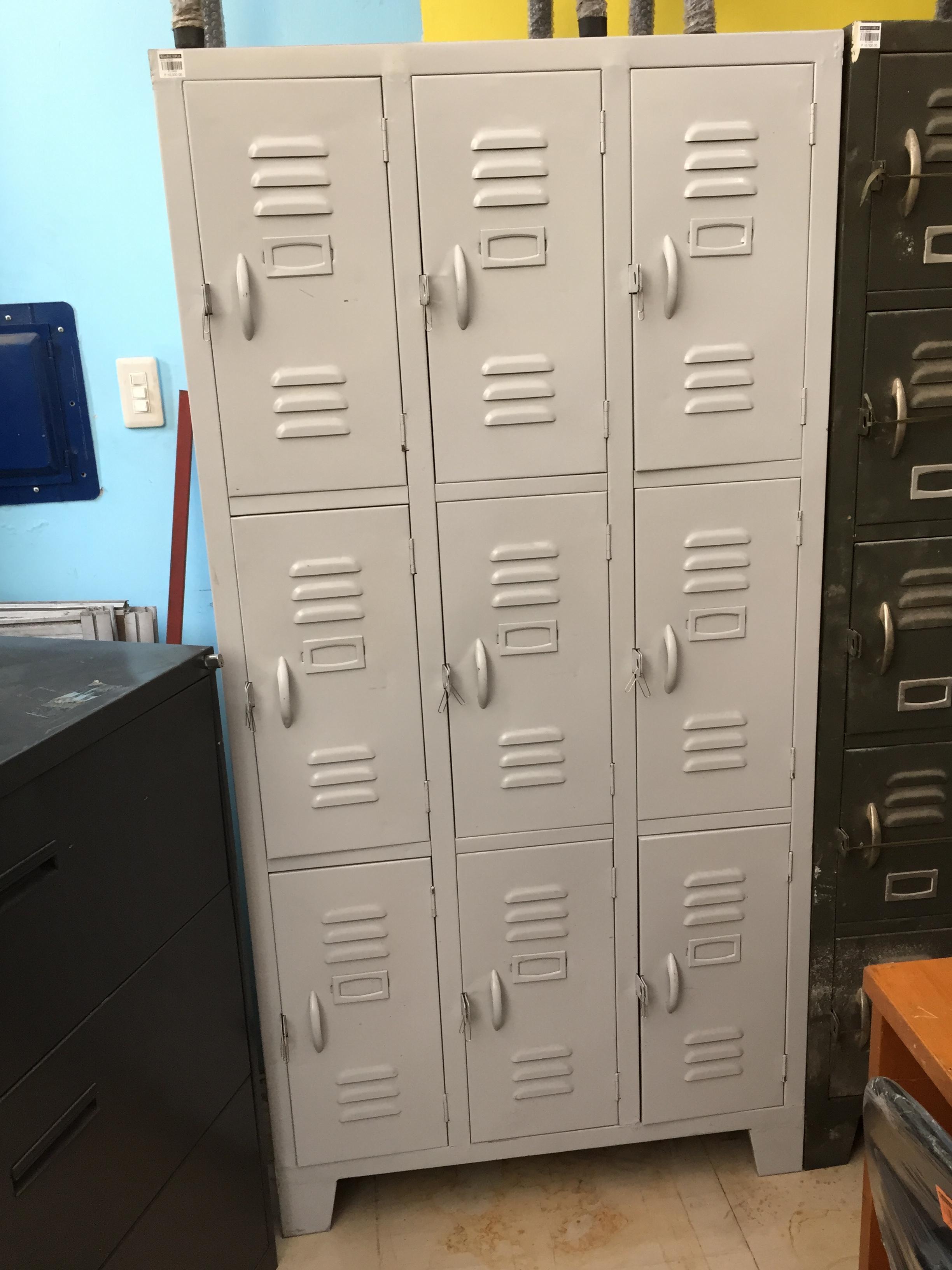 Megaoffice Surplus Metal Locker