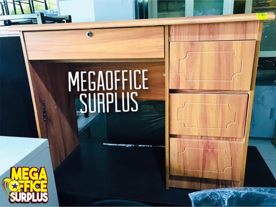 Wood Office Table Second Hand Surplu